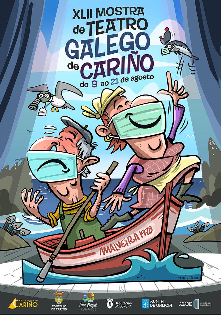 01 2020_XLII_Mostra_de_Teatro_Galego_de_Carino_Cartaz_web