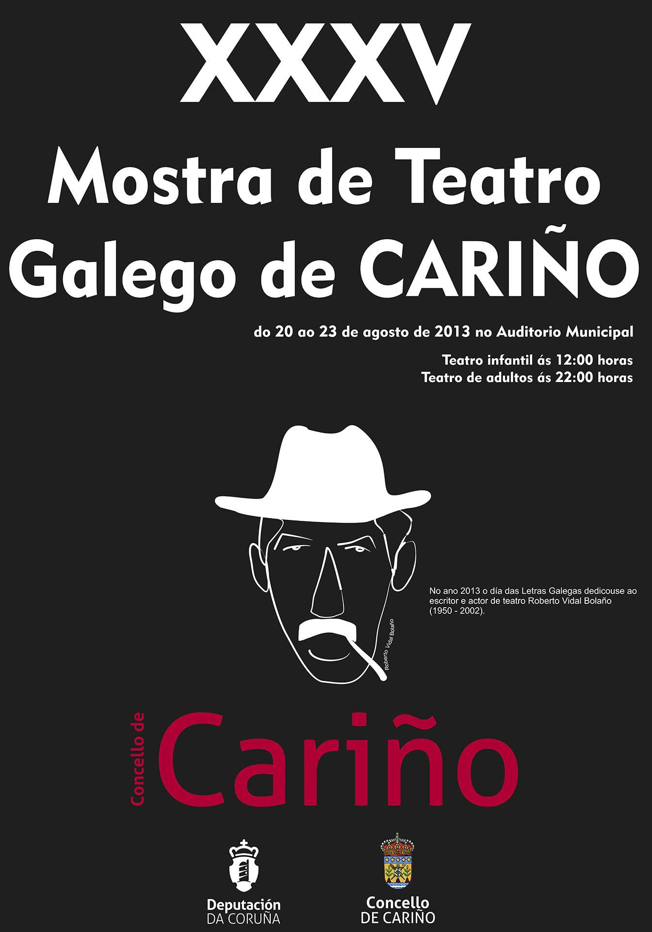 Mostra Teatro Galego de Cariño